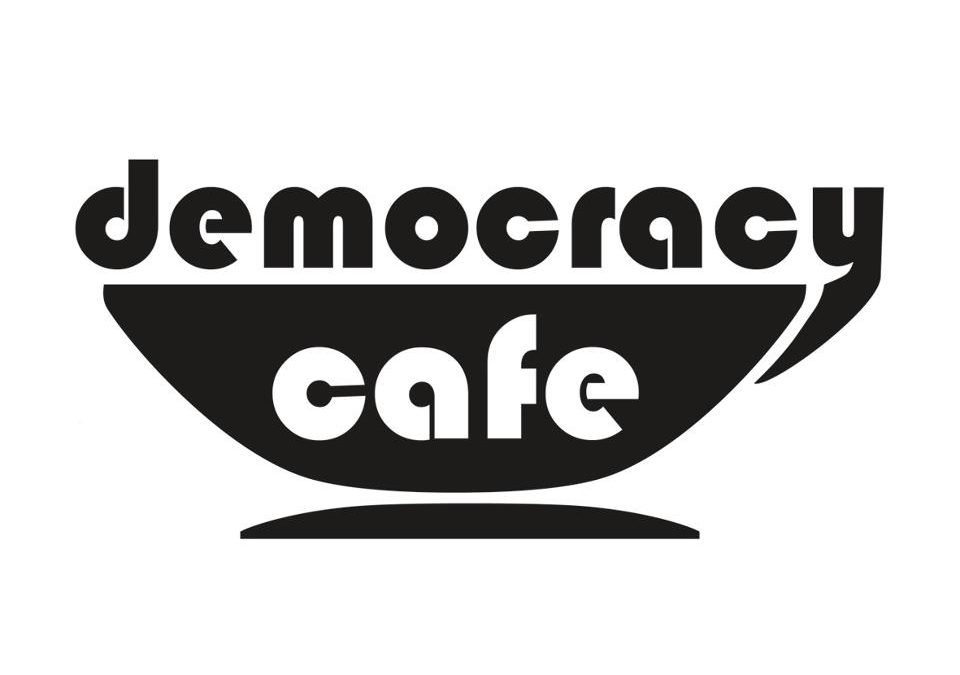 Democracy Cafe rising